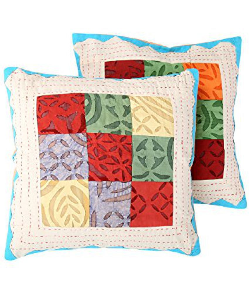 Living Room Decorative Cushion Cover Cotton 17