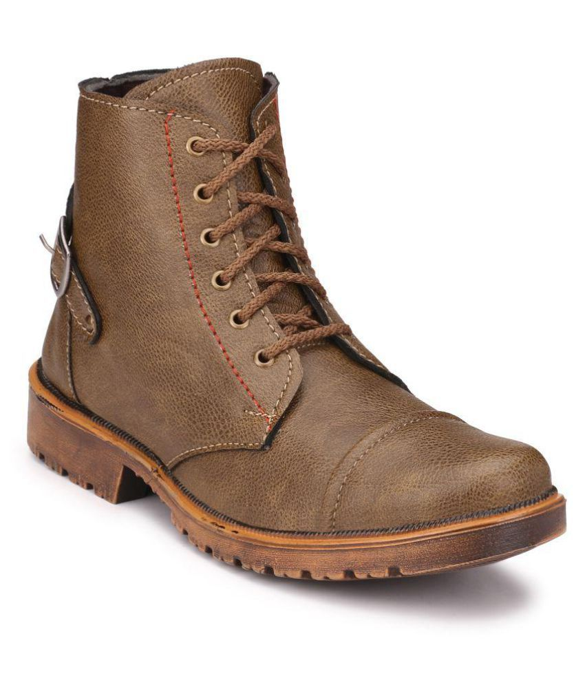Big Fox Brown Party Boot