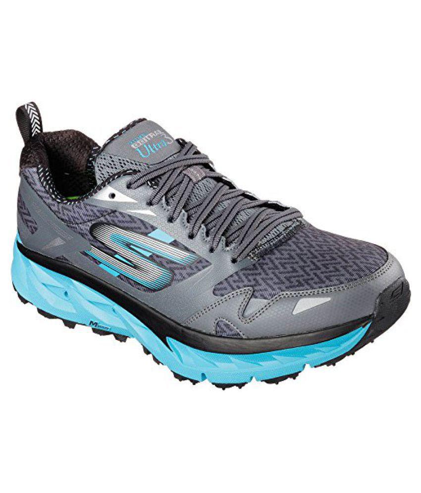 Islas Faroe Patatas cielo  Skechers Men s GOtrail Ultra 3 Running Shoe - Buy Skechers Men s GOtrail  Ultra 3 Running Shoe Online at Best Prices in India on Snapdeal