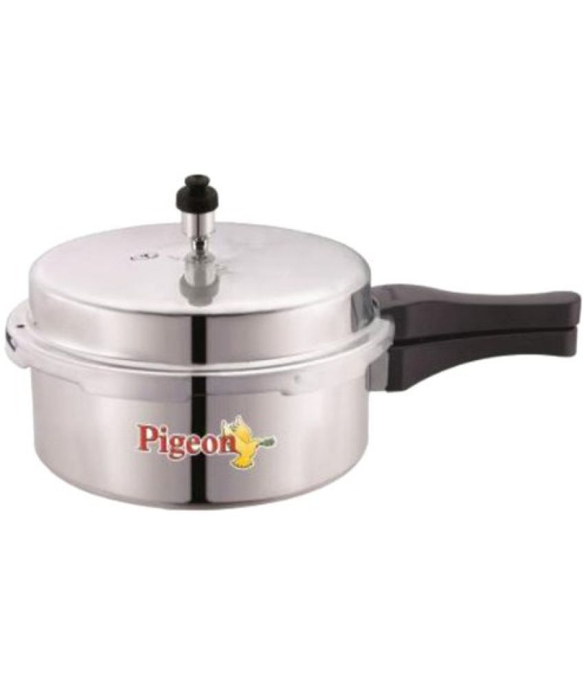 0a2f334be62 Pigeon Deluxe Aluminium Pressure Cooker