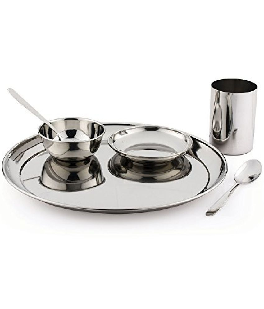 Pigeon Sparkle Lunch Set, 6-pieces  available at snapdeal for Rs.624
