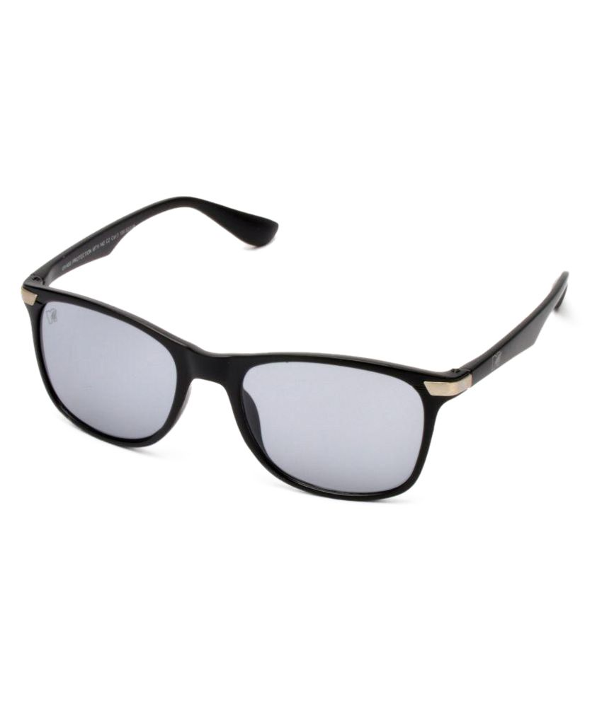 MTV Grey Wayfarer Sunglasses ( 142-c2w )