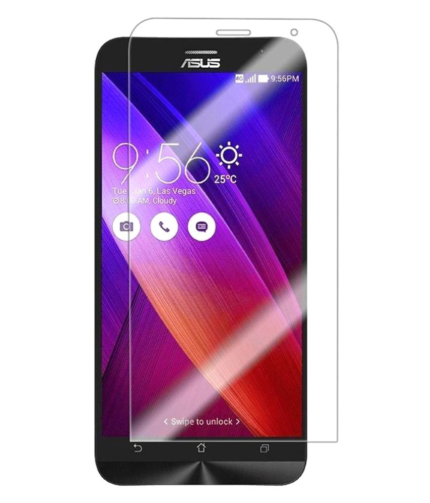 Asus Zenfone Max Tempered Glass Screen Guard By Vingly