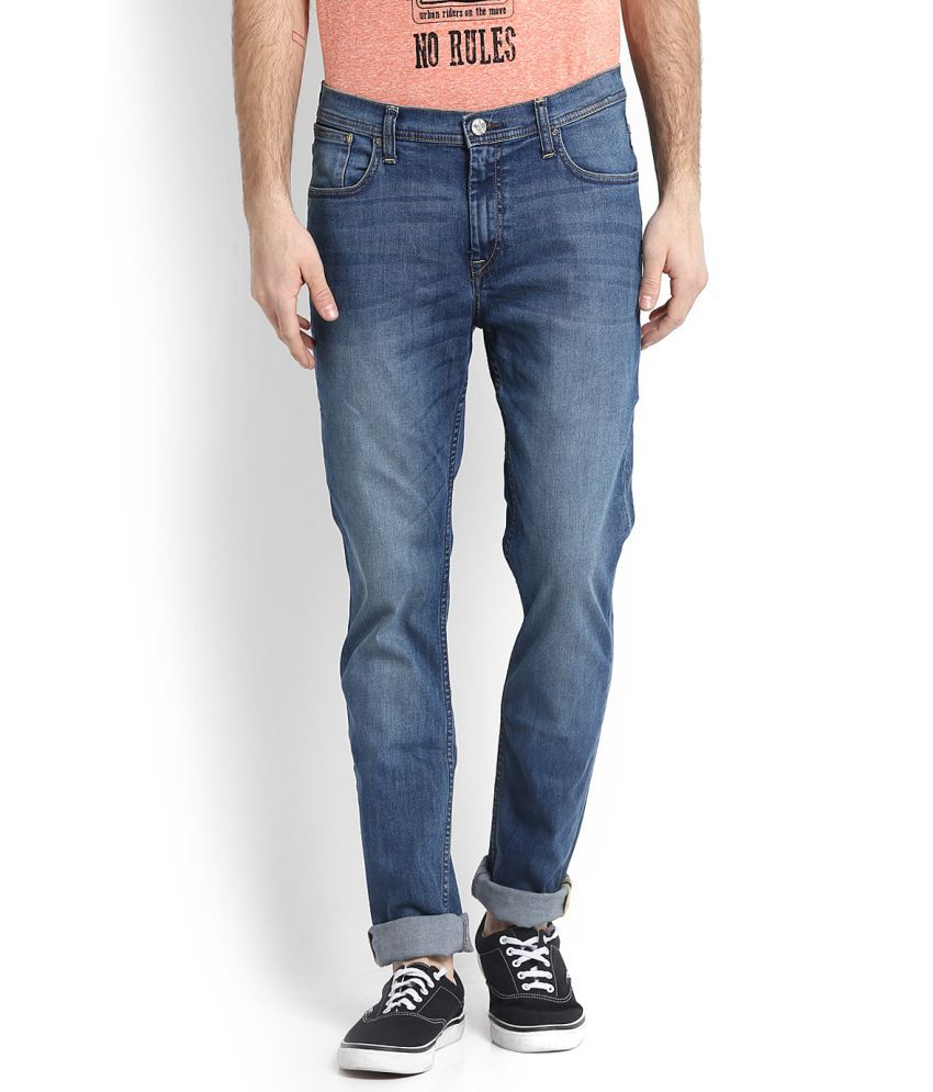 Lee Blue Skinny Jeans Snapdeal price. Jeans Deals at ...