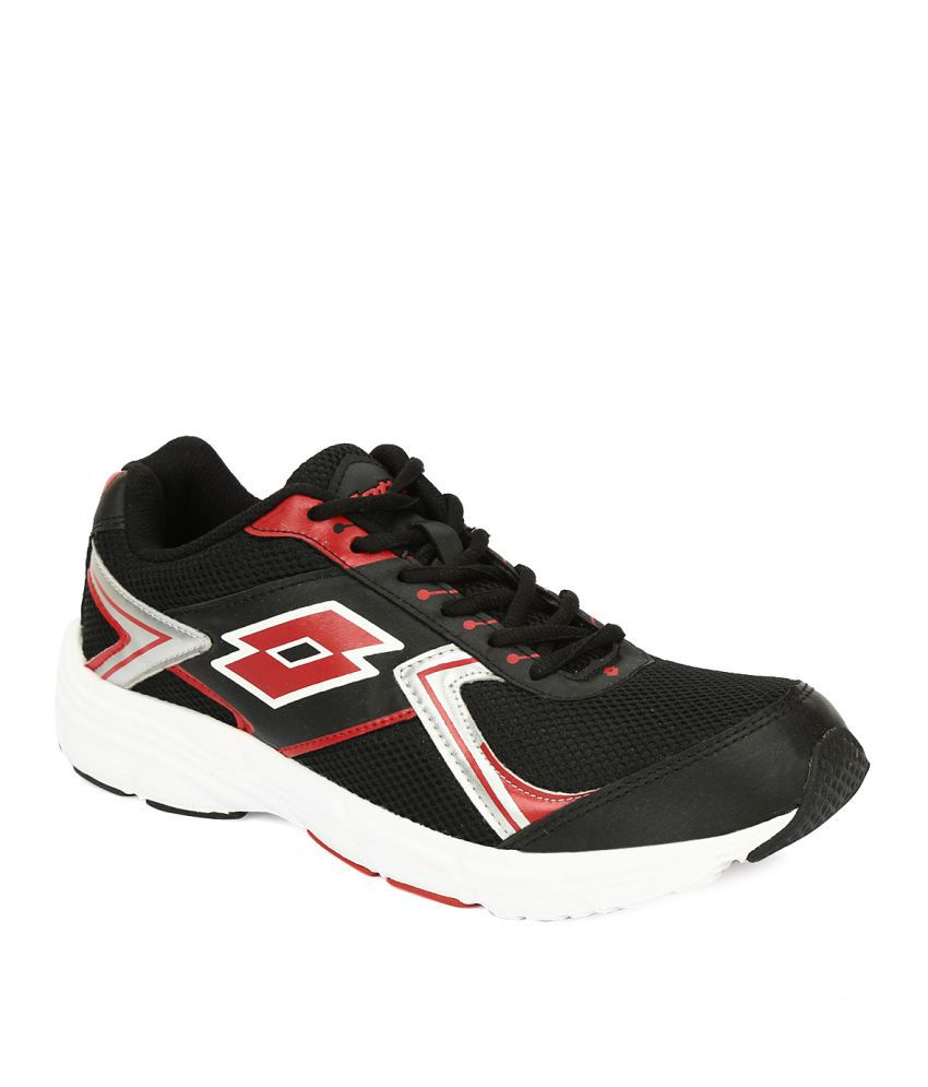 Lotto Running Shoes Black