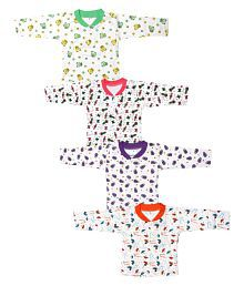 Quick View. Babeezworld Multicolor Baby Cotton Full Sleeves Tshirt ... c88d82e60
