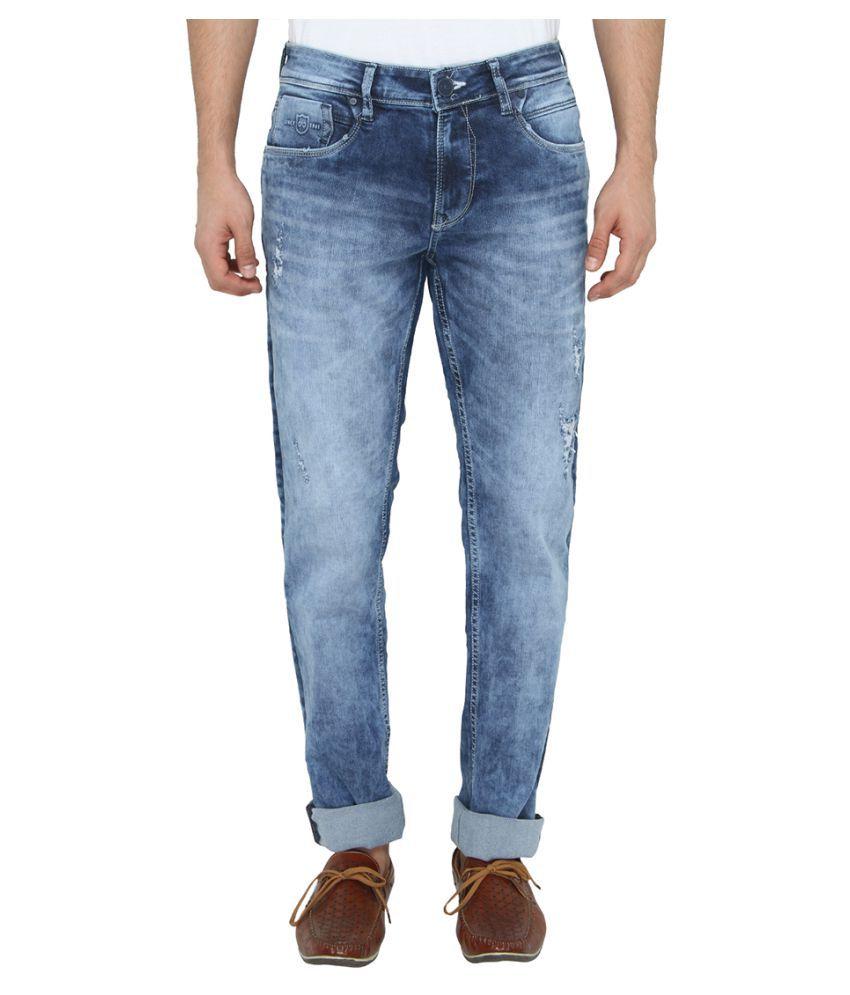 JadeBlue Light Blue Slim Jeans