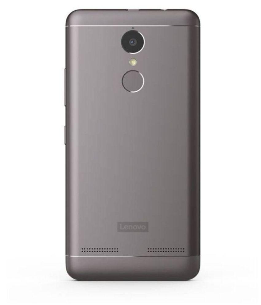 Lenovo K6 Note ( 32GB , 4 GB ) Grey