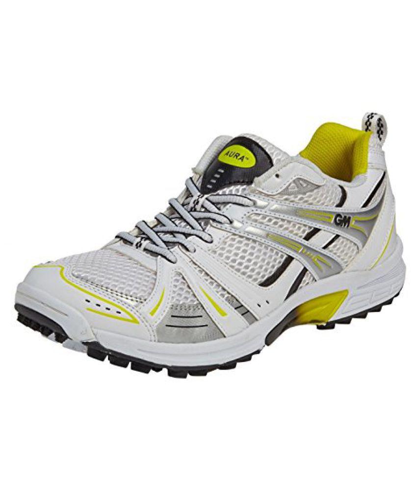 Aura All Rounder Cricket Shoe,Size-10