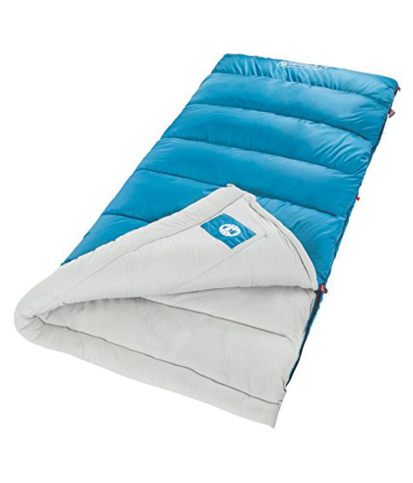 Coleman Autumn Glen 30 Sleeping Bag Regular, Blue