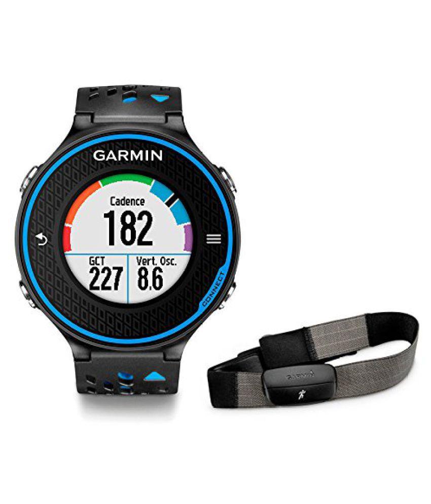 Garmin Forerunner 620 Fitness Watch, (Blue/Black)