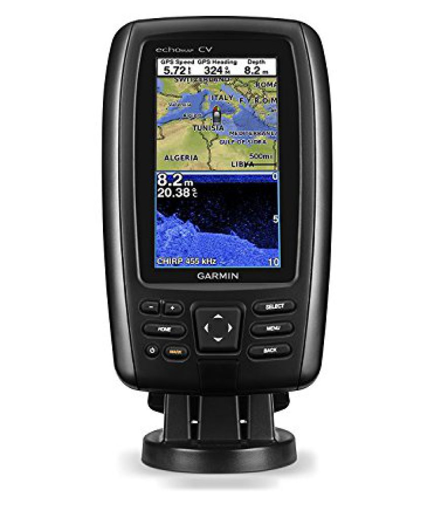 Garmin echoMAP CHIRP 42dv without transducer