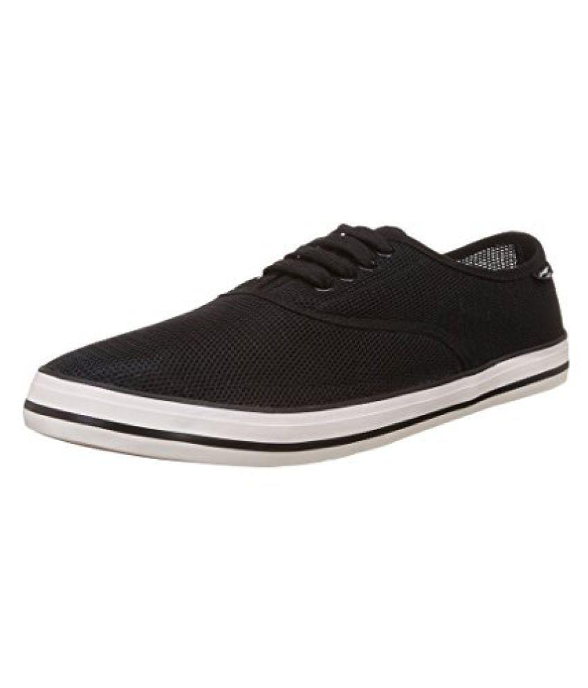 Li-Ning ALAK105-1 Canvas Comfort Shoes - Black