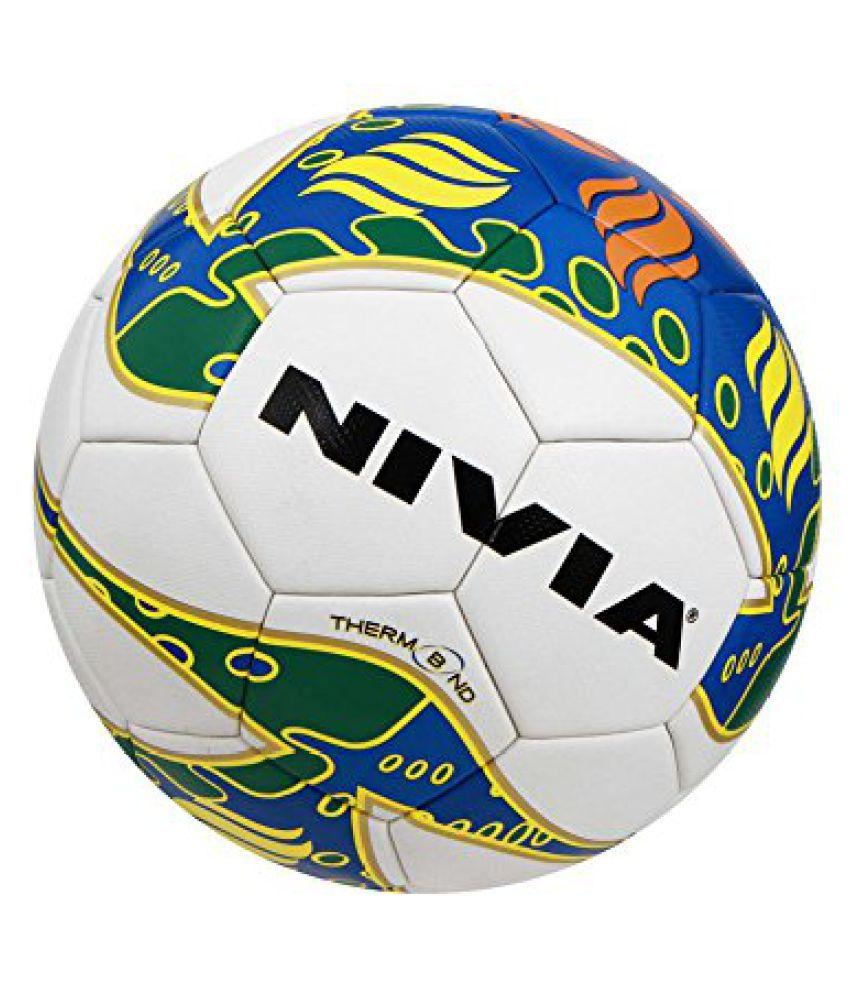 Nivia Thermo Bond Football Size-5