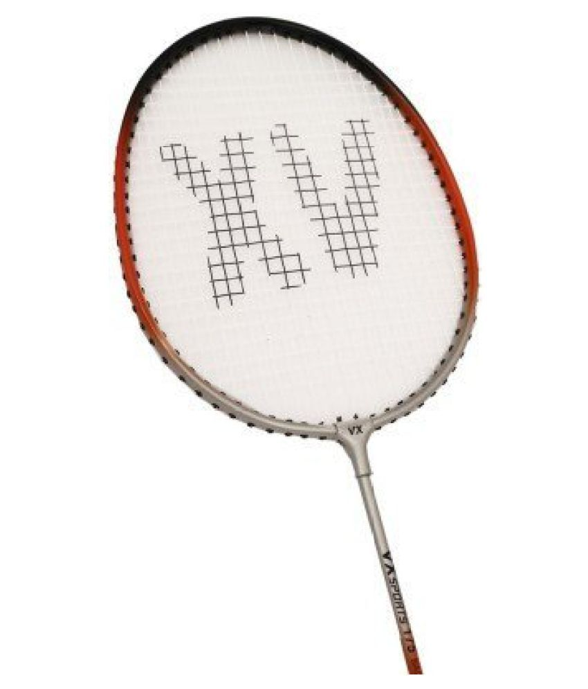 Vector X VX 175 Set of 2 G3 Strung Badminton Racquet
