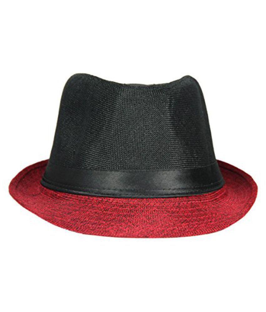 FabSeasons Mens Casual Fedora Hat