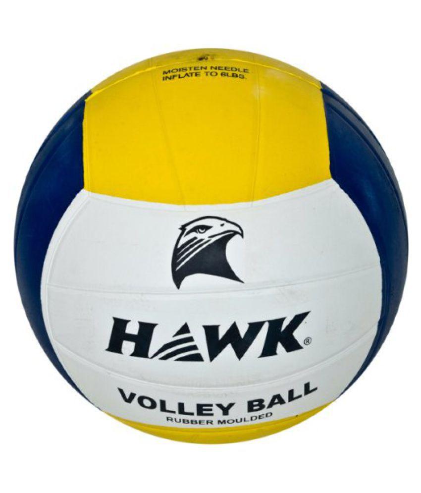 Hawk Shoot Volleyball, Size 4 (Multicolor)