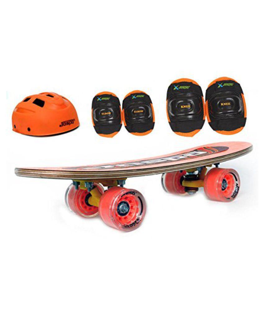 Jaspo New Horizon Intact Junior Skateboard Combo (18*5