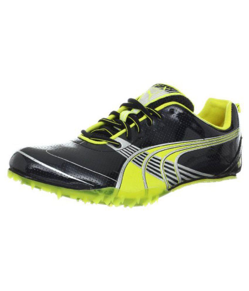 PUMA Mens Complete TFX Sprint 3 Track Shoe
