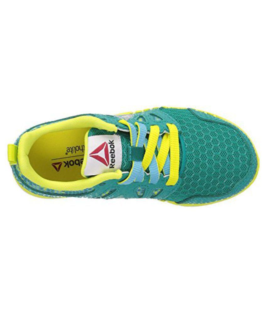 Reebok Kids Zprint 3D Mtl-K Track Shoe