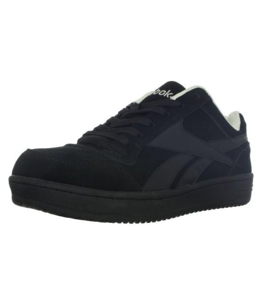 Reebok Men's Soyay RB1910 Safety Shoe,Black Oxford,11 M US