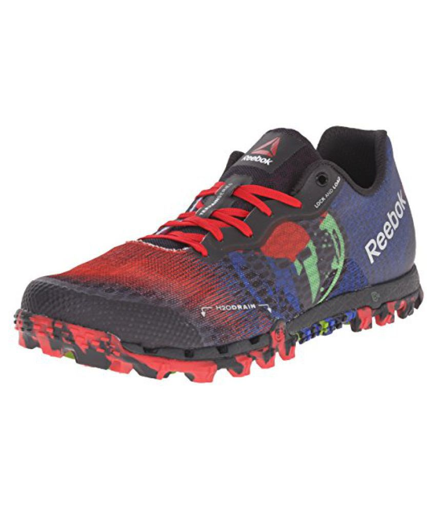 Reebok Womens All Terrain Super 2.0 TRI Trail Running Shoe
