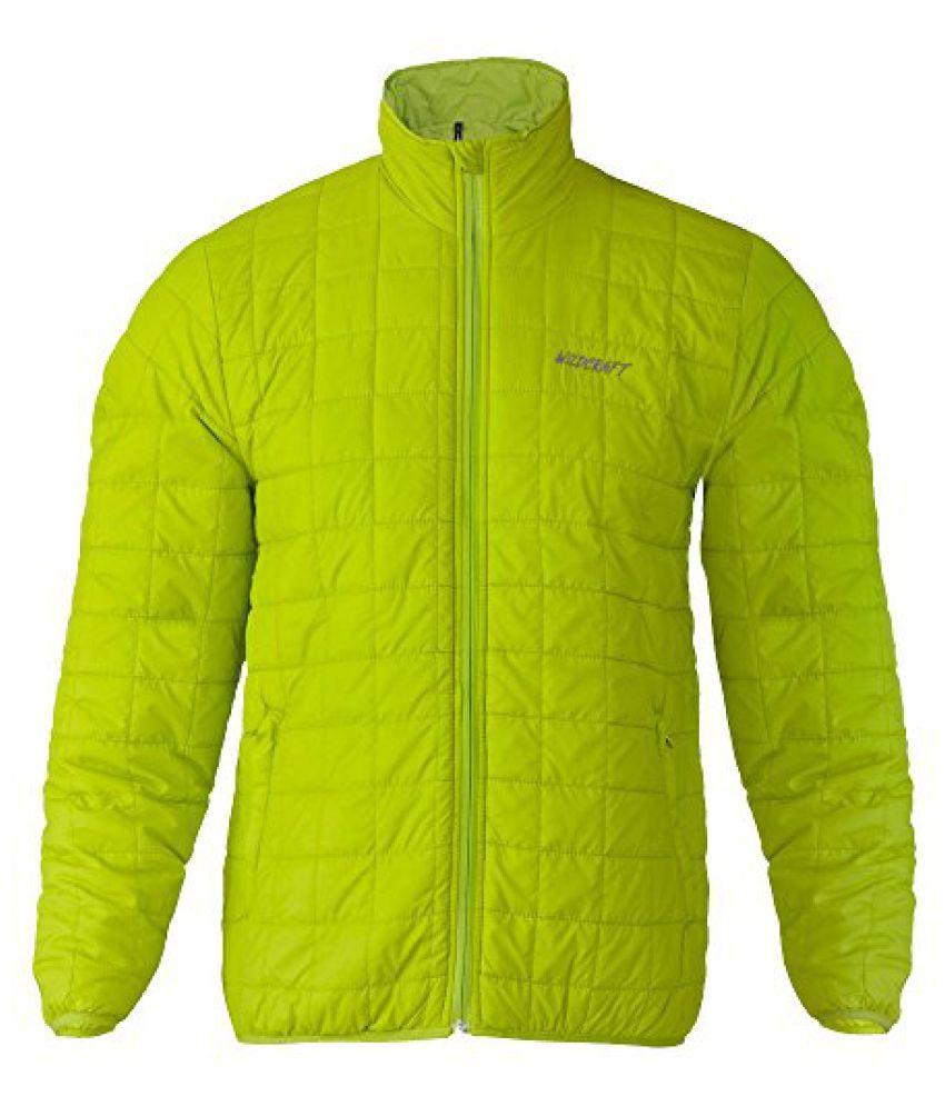 WILDCRAFT Husky Jacket Packable Men Macau Green XXL