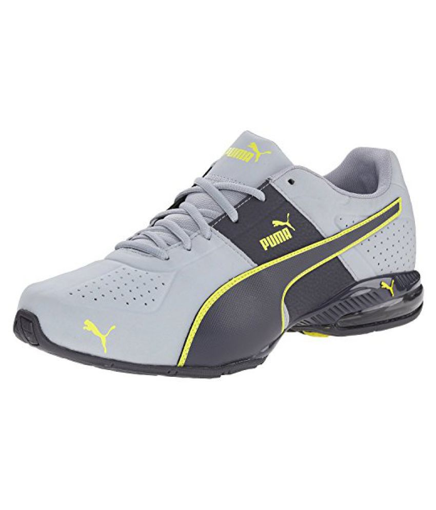 57deecb94eee PUMA Men s Cell Surin 2 Nubuck Cross-Training Shoe  Buy Online at Best  Price on Snapdeal
