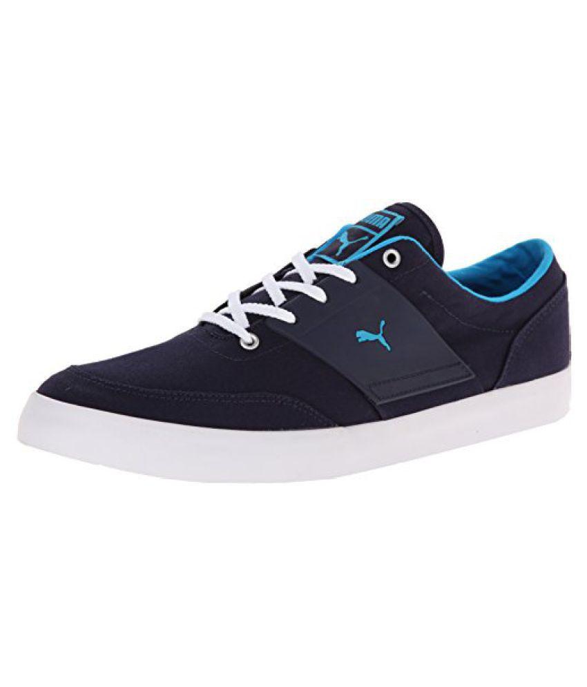 PUMA Men s El Ace 4 TXT Lace-Up Fashion Sneaker