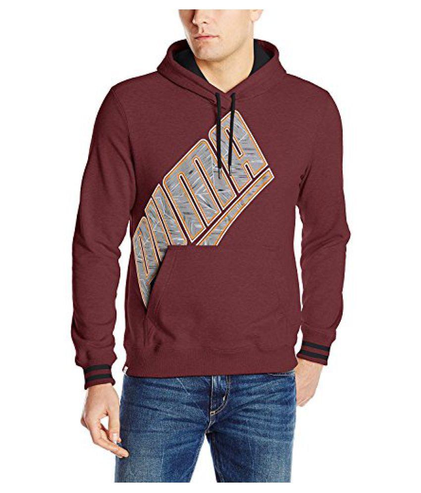 PUMA Men's Pullover Hoody Sweatshirt