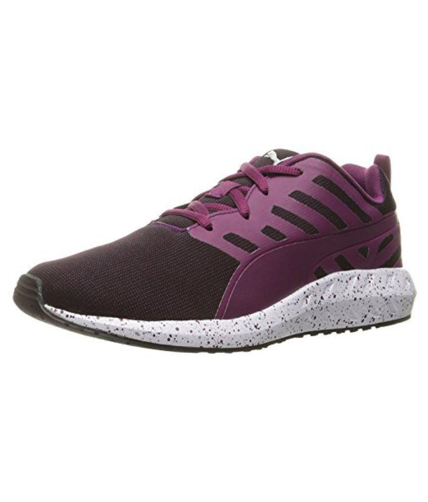 PUMA Women's Flare Metal Wn's Running Shoe