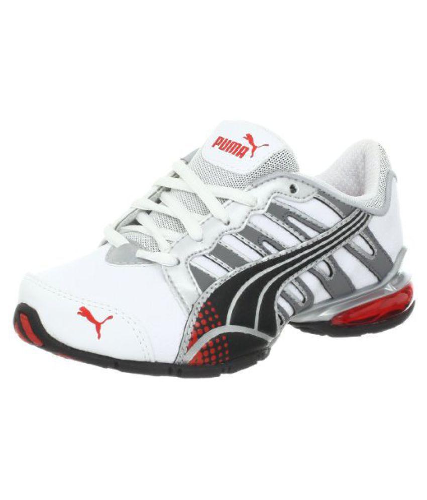 Puma Voltaic 3 Microperf JR Running Shoe Toddler Little Kid Big Kid