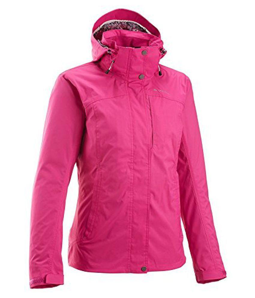 Quechua Arpenaz 300 Lady Pink - Size XXL
