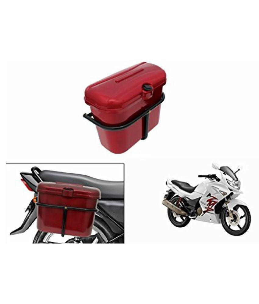 Speedwav Bike SLB-1 Side Luggage Box Red-Hero Karizma ZMR