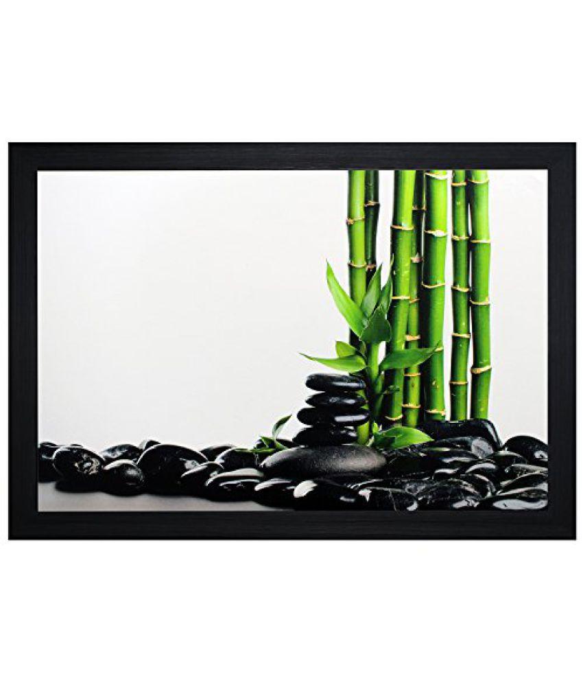 SAF Acrylic Textured Effect Framed Painting (Dimension(LXBXH): 14 X 2 X 20 Cms)