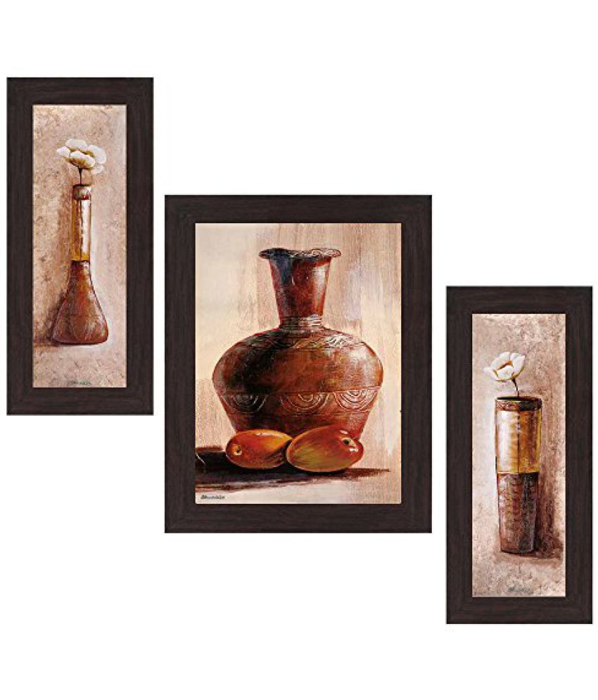 Wens 'Decorative Wall painting' Wall Art (MDF, 29.5 cm x 24.5 cm, WSP-4293)