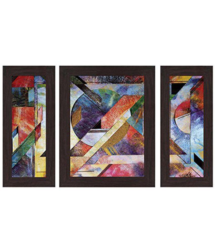 Wens 'Modern Canvas' Wall Art (MDF, 29.5 cm x 24.5 cm, WSP-4275)