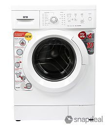 IFB 6 Kg Eva Aqua VX LDT Fully Automatic Front Load Washing Machine White