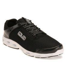 Columbus Supernova Black Running Shoes