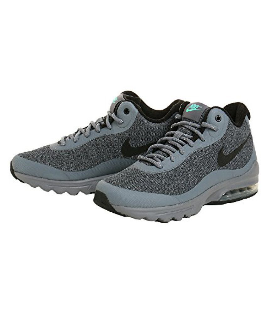 41f4970cd4 Nike Men s Air Max Invigor Mid Shoe - Buy Nike Men s Air Max Invigor Mid Shoe  Online at Best Prices in India on Snapdeal