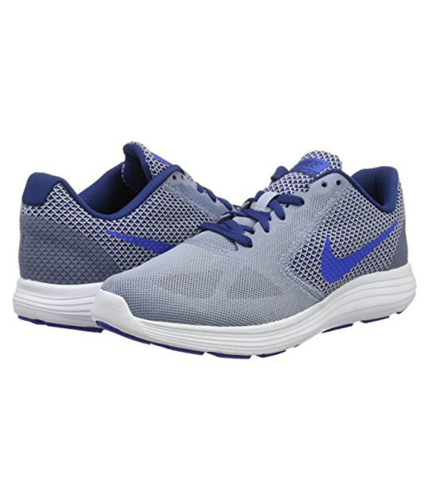 b790b6fb74b5 Nike Men s Revolution 3 Running Shoe 819300-404 - Buy Nike Men s ...