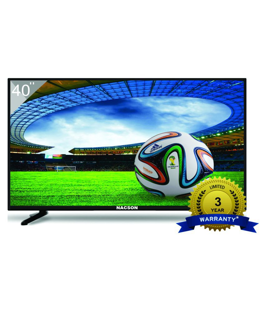 Nacson NS4215 101.6 cm ( 40 ) Full HD (FHD) LED Television With 1+2 Year Extended Warranty