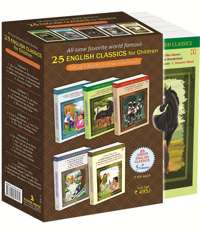 Set - Junior English Classics (5 Books)