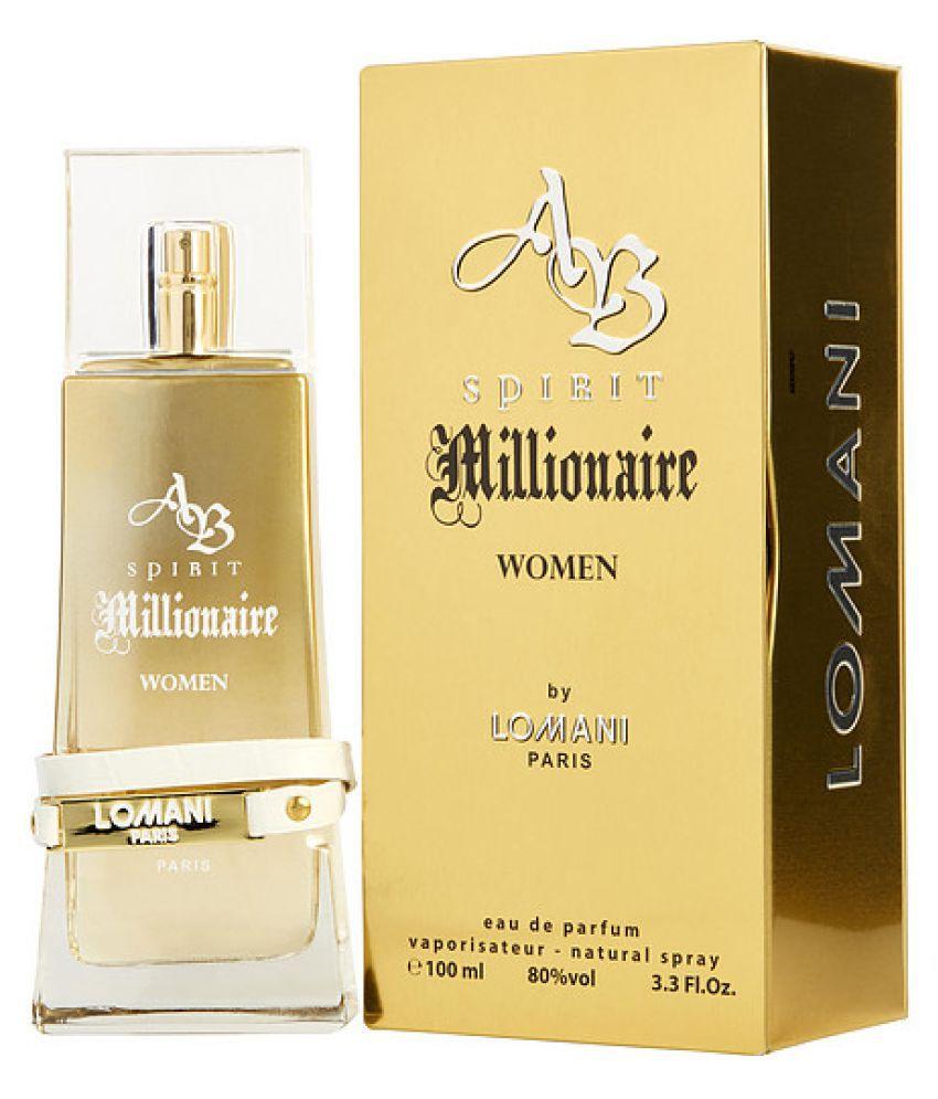 Lomani Ab Spirit Millionaire Eau De Parfum Spray 33 Oz Buy Online