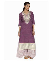 cfa2dac75a Khadi Salwar Suits: Buy Khadi Salwar Kameez Online at Low Prices in ...