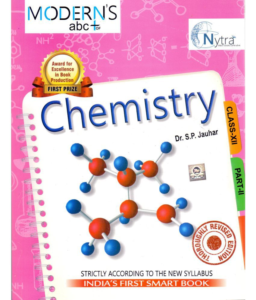 Abc Chemistry Book