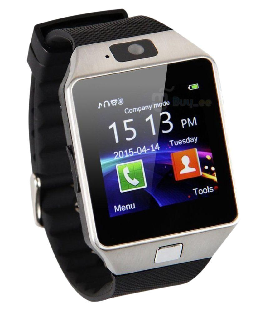 Ibs Dz 09 Smartwatch Built-in Sim and Card Smart Watches