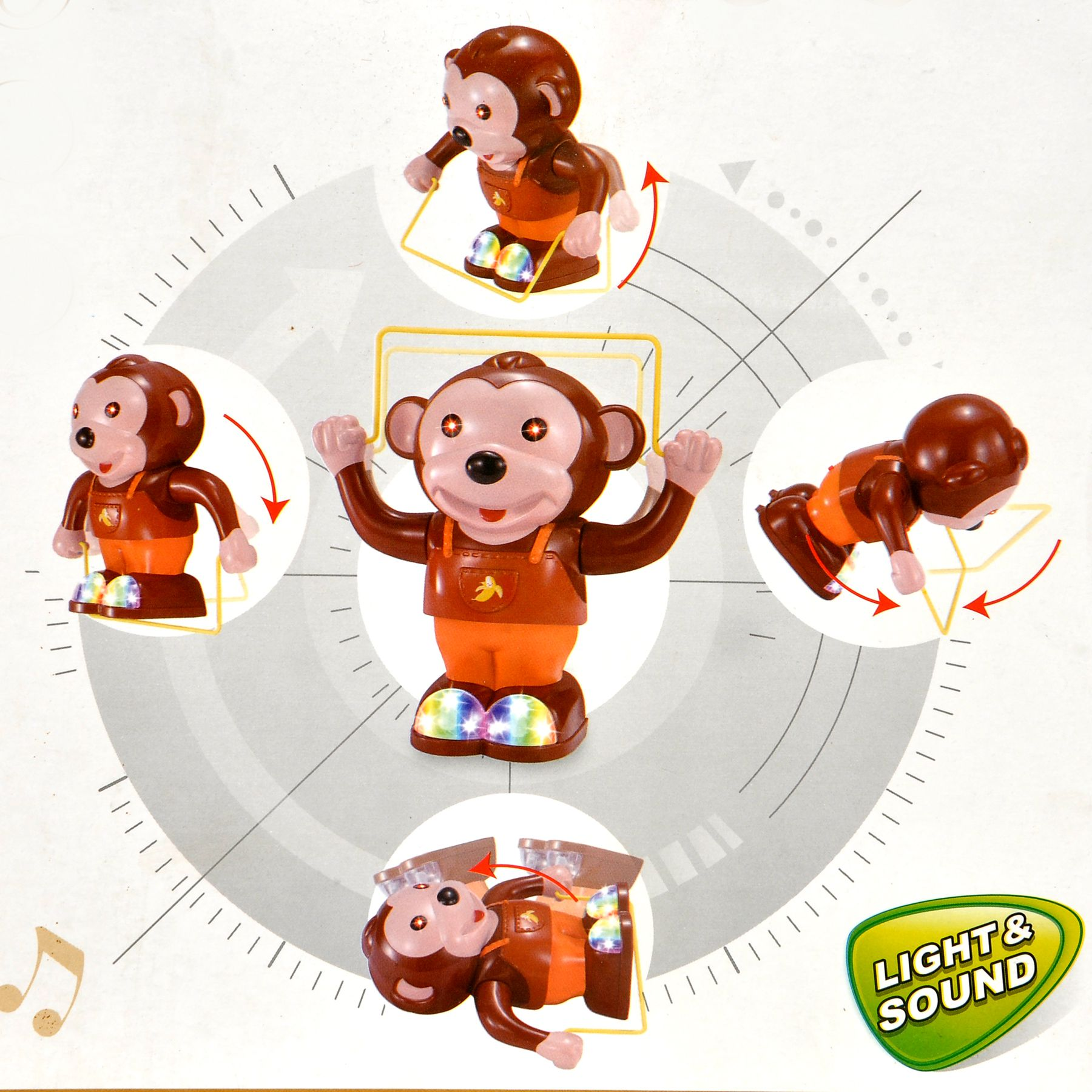 giftworld collection skipping monkey for kids buy giftworld