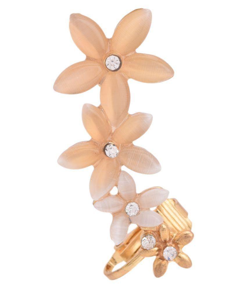 M4U Fashion pearl earcuff