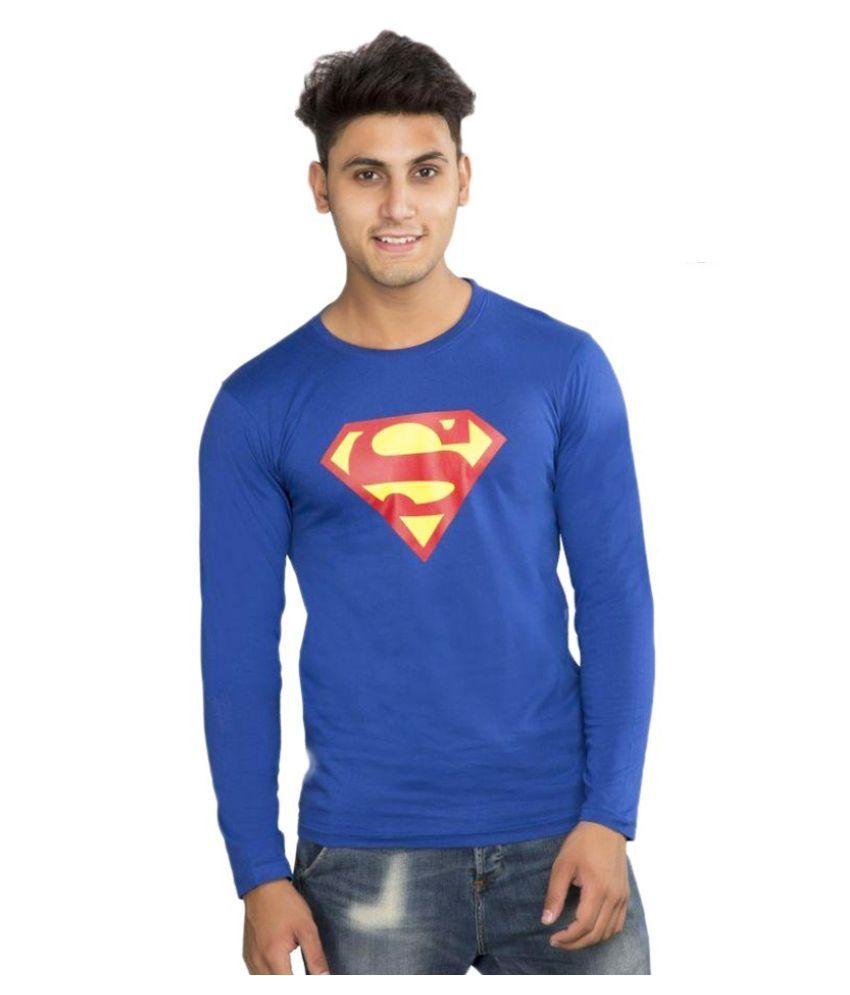 Rangifer Blue Round T-Shirt